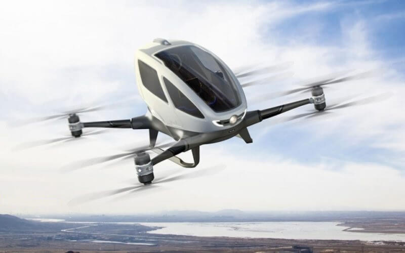 Official: Moscow air taxi ride will cost about $45