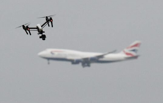 Eco-activists planning to shut down Heathrow Airport with drone flights