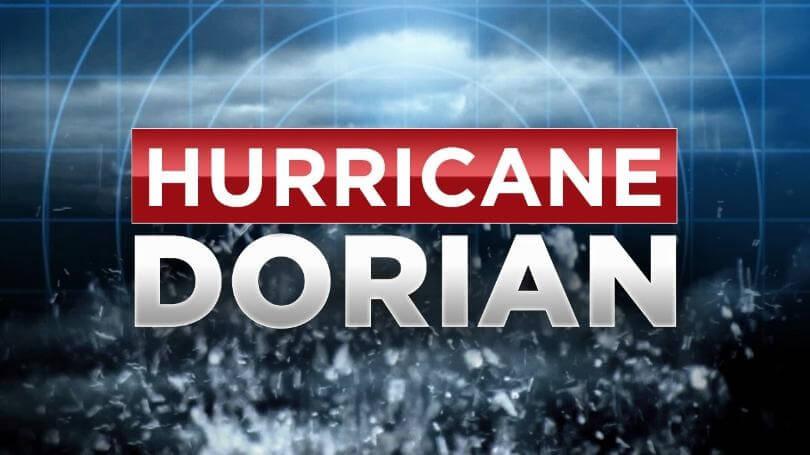 Florida in bullseye: Dorian poised to hit US as Category 4 hurricane