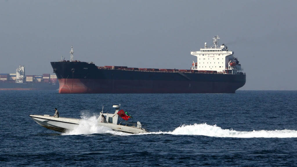 Gulf maritime security meeting held in Bahrain after Strait of Hormuz attacks
