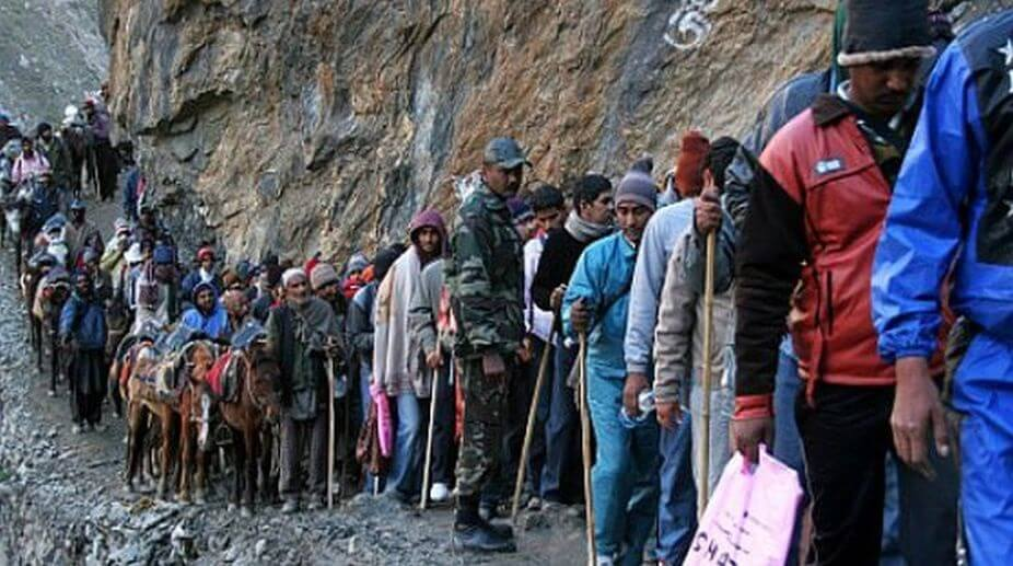 Jammu and Kashmir government advises pilgrims to leave Kashmir Valley