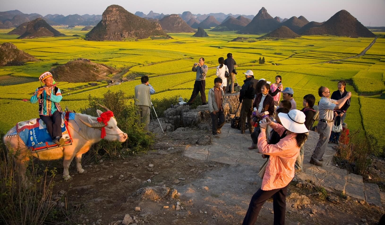 Six Chinese cities jointly release the Quality Rural Tourism Declaration