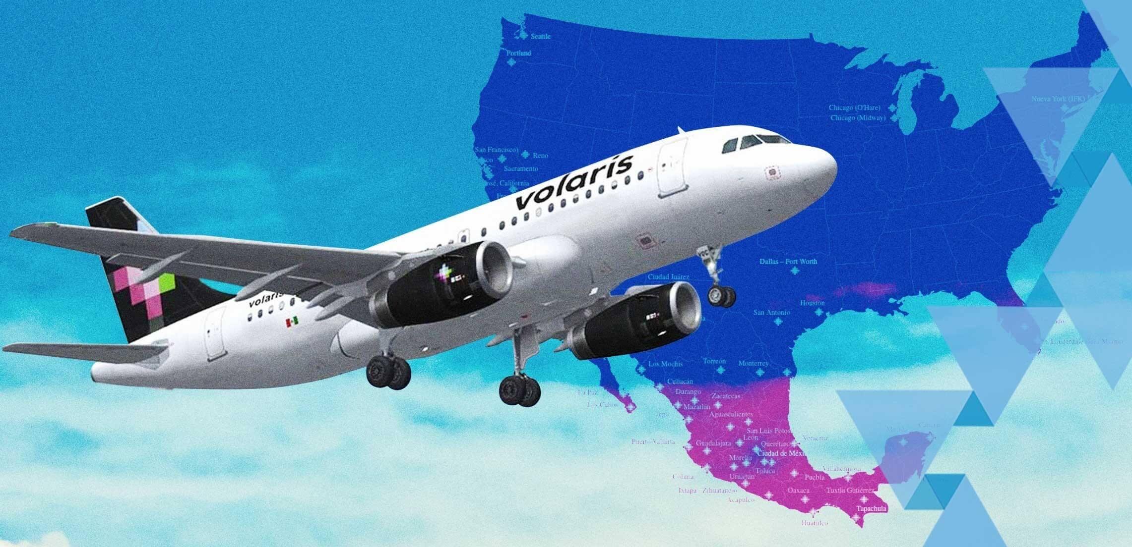 Volaris: Record 2 million passengers so far in 2019