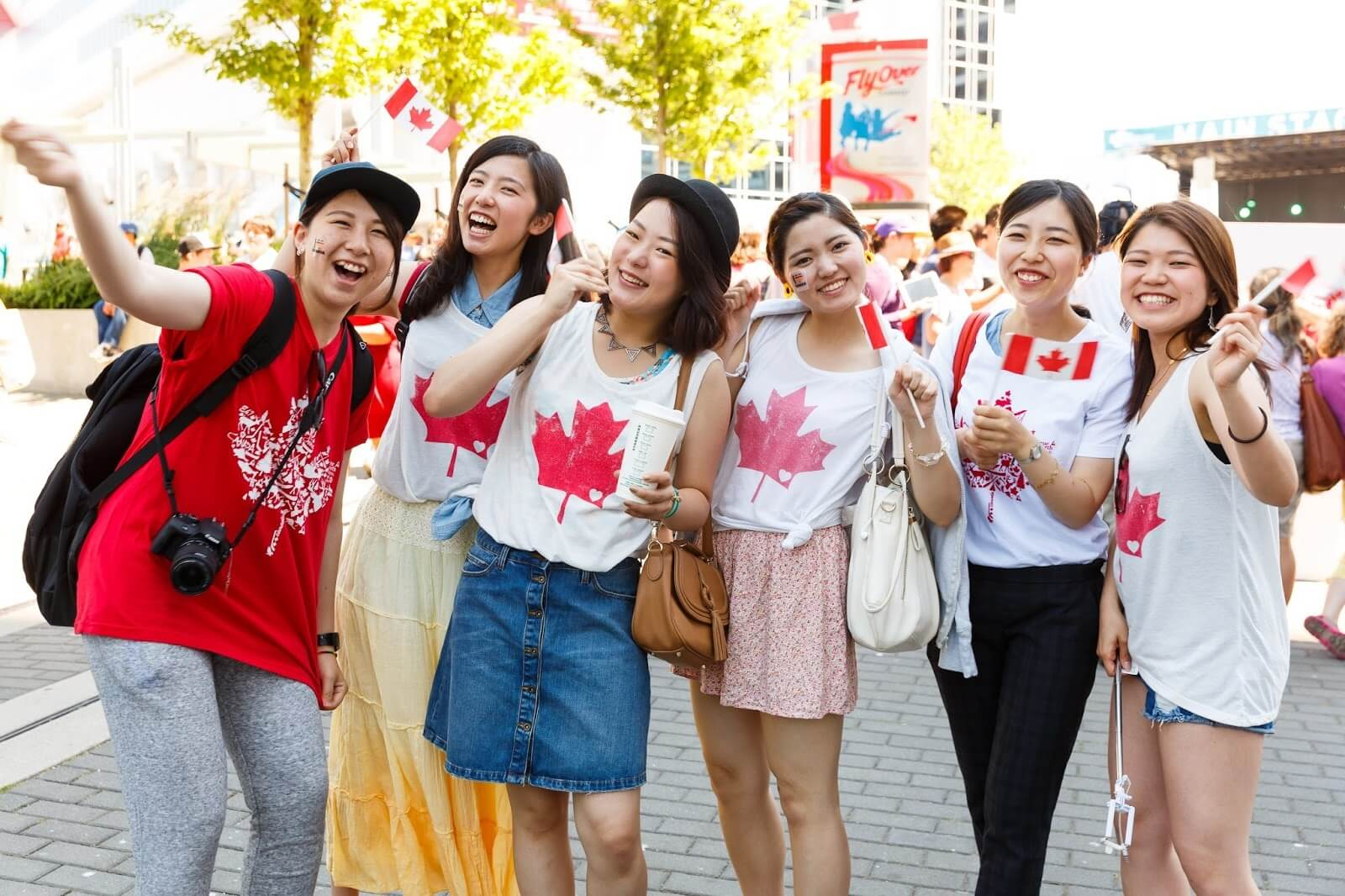 Global travelers want to meet travelers of their own nationalities on holiday