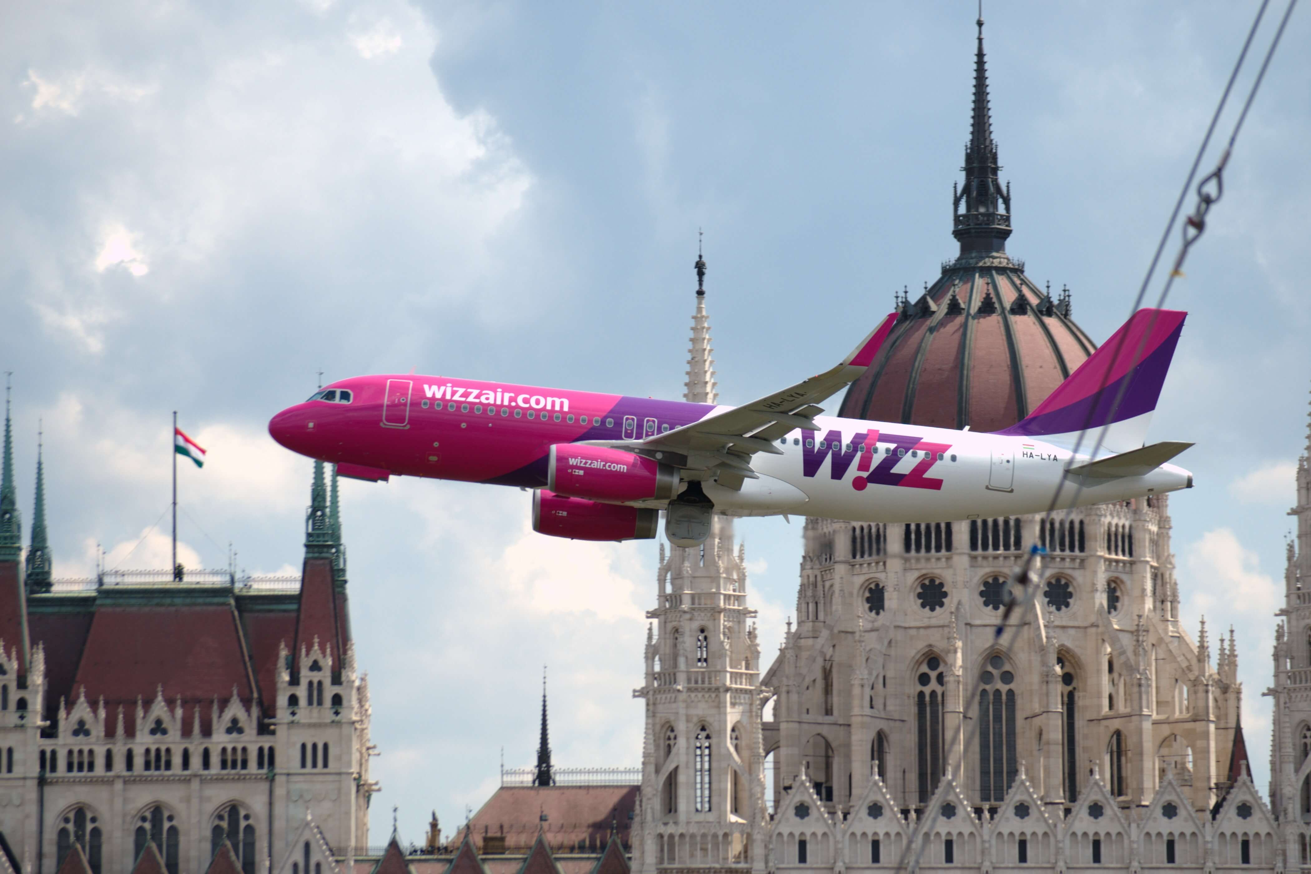 Budapest Airport gets winter boost with Wizz Air