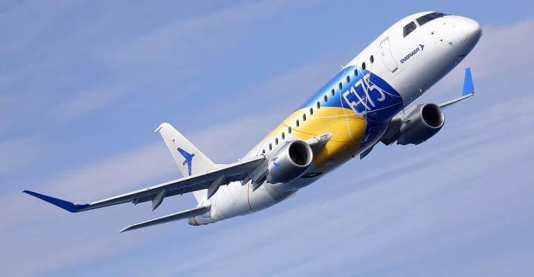 SkyWest orders seven Embraer E175 jets