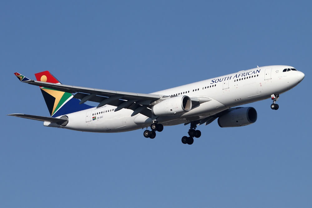 South African Airways strengthens service to Accra, Ghana with daily nonstop flights from U.S.