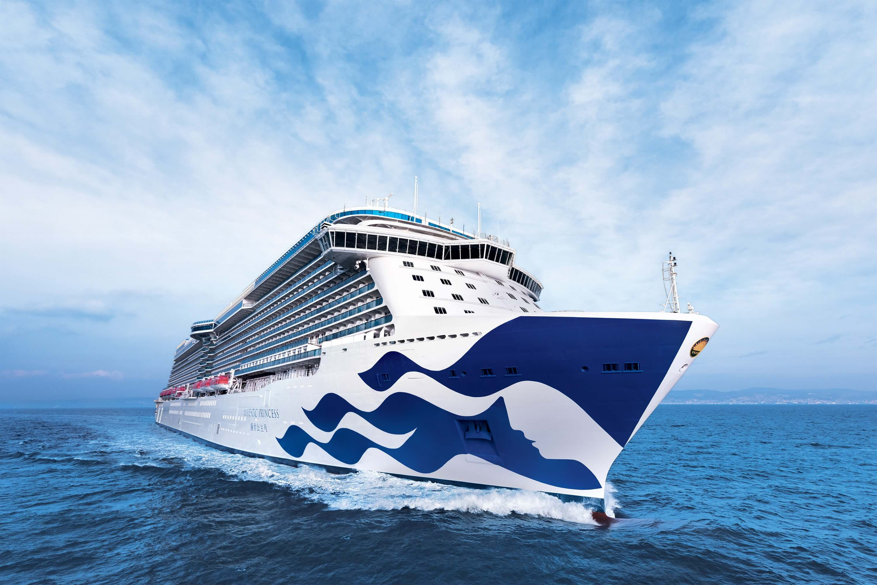 Princess Cruises newest ship Sky Princess to debut in October