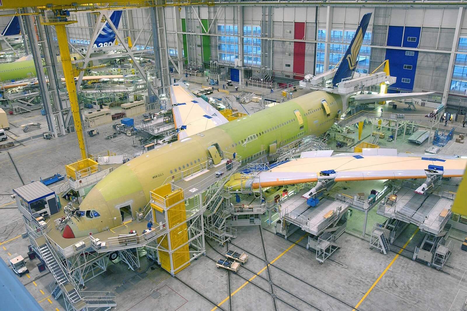 Airbus: 33 commercial aircraft orders, 69 deliveries in July 2019