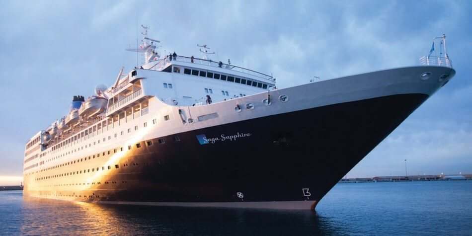 ANEX Tour is entering into cruise business by acquiring Saga Sapphire