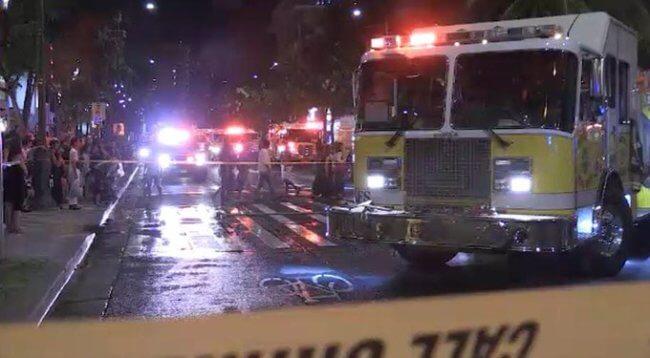 Waikiki Arson Fires at Grand Waikikian , Alohilani Resort, Waikiki Banyan have a person of interest