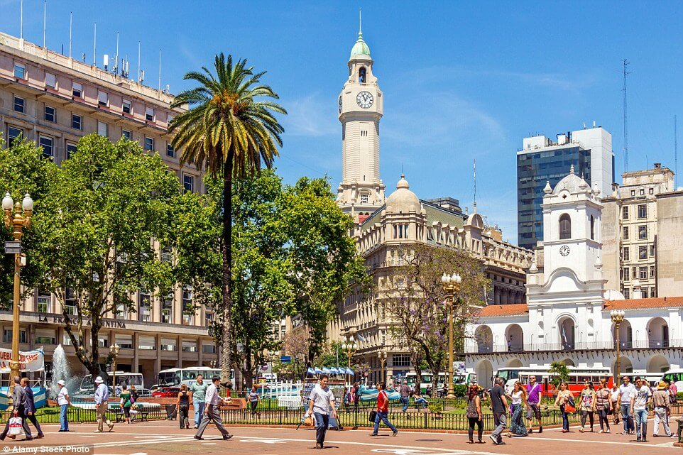 Buenos Aires joins World Tourism Organization network of Tourism Observatories