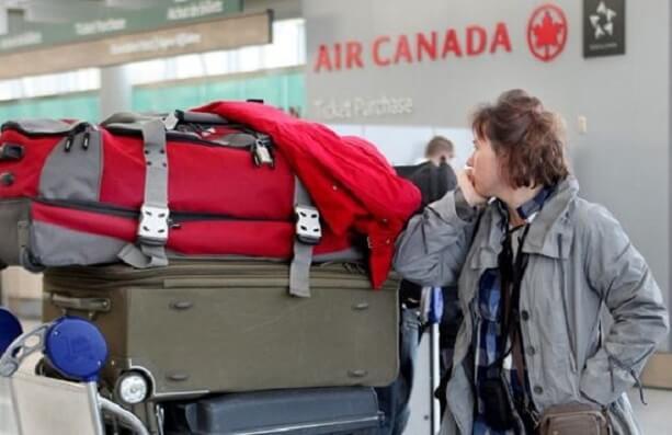 Air Canada: Just say no to passenger rights