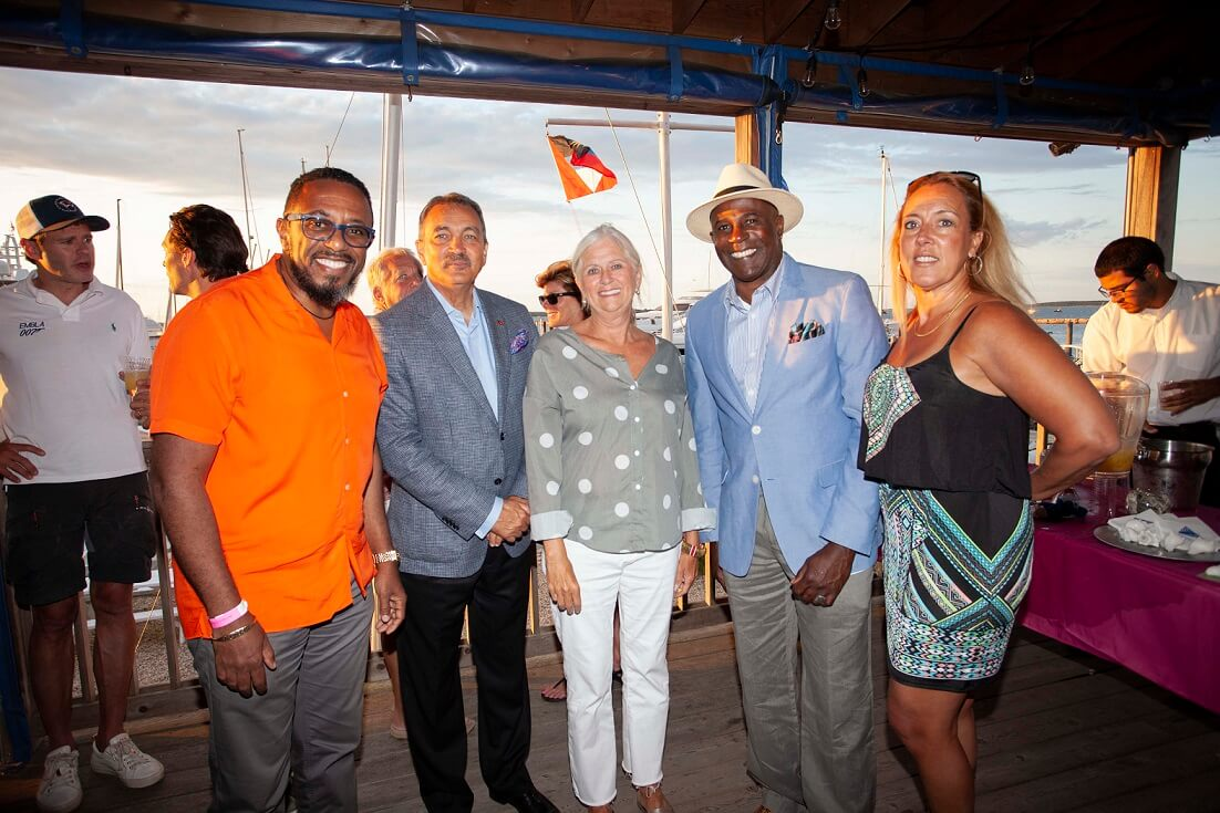 Antigua Barbuda Hamptons Challenge Regatta names winners