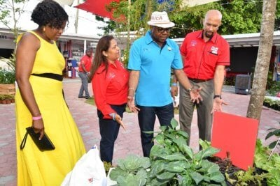 Jamaica Tourism Minister Challenges Farmers to Meet Tourism's Demand for Agricultural Produce