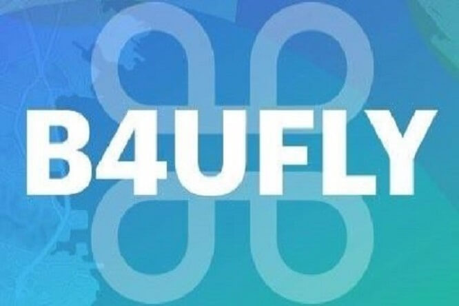 B4UFLY download this app