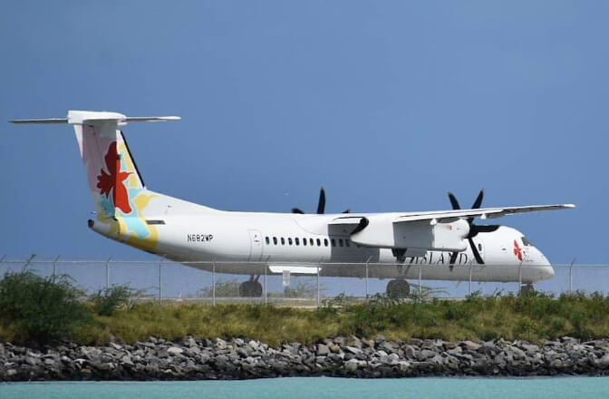 Hawaiian Island Air hired a CEO with the intention to bankrupt the airline?