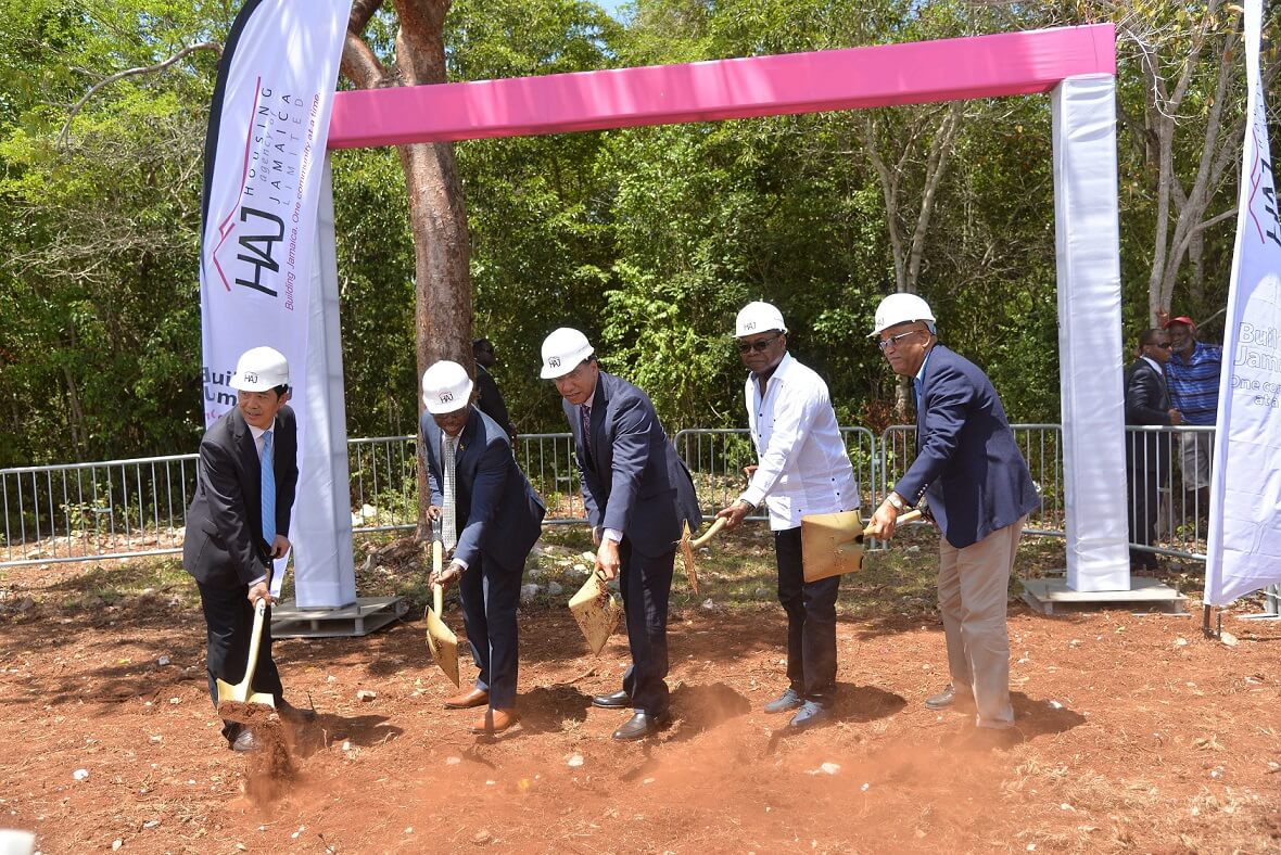 Rhyne Park to provide more Home Ownership Possibilities for Jamaica Tourism Workers, says Bartlett