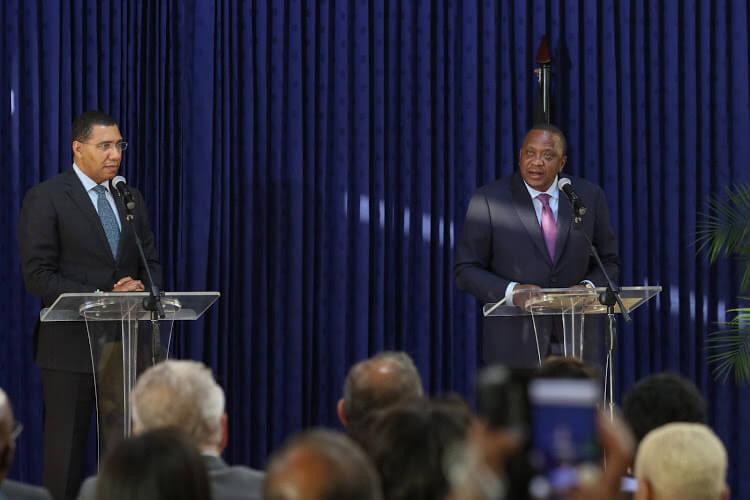 Forget US transit visas: Kenya – Jamaica direct on Kenya Airways soon?