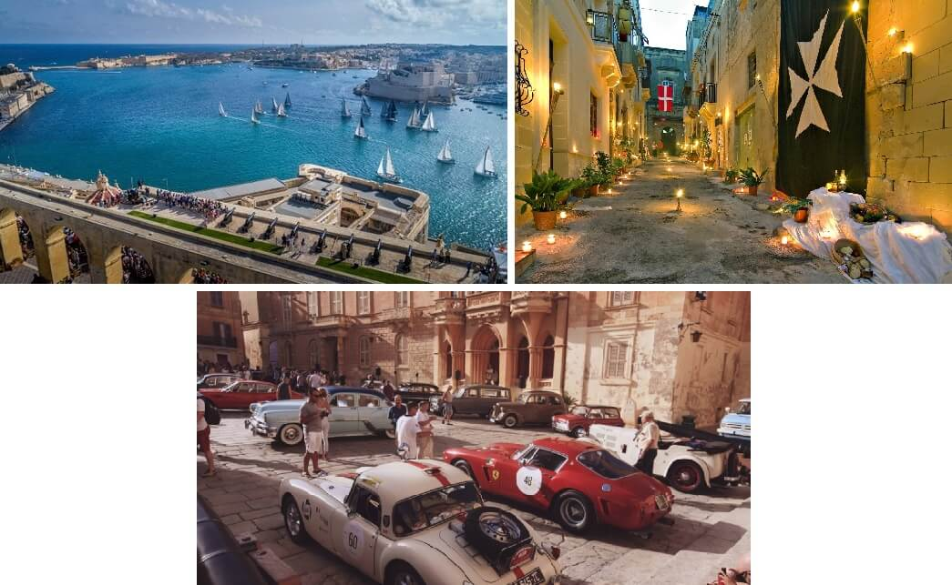 """""""Fall"""" in Love with Malta and The Exciting Festivals and Events"""