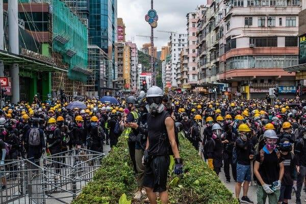 Travel insurance alert: Hong Kong protest erupts, flights canceled