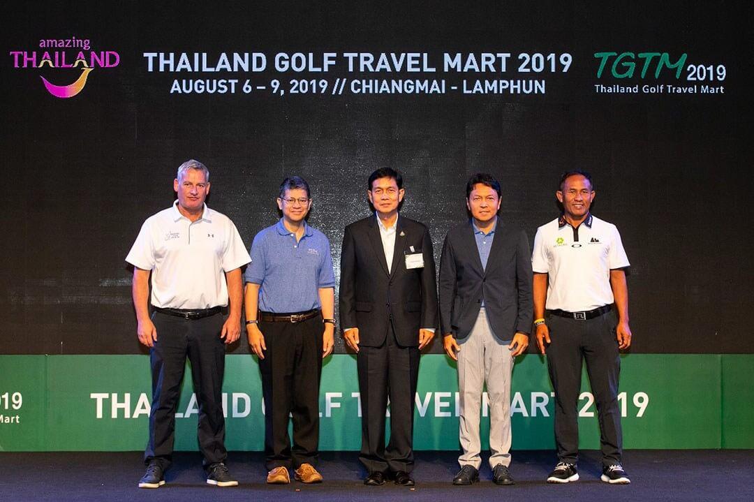 Thailand Golf Travel Mart 2019 heads for Chiang Mai