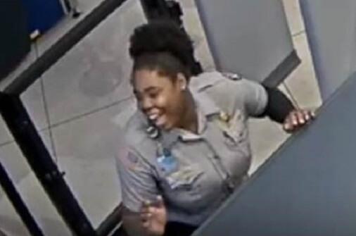 TSA airport security employee: Not so funny firing