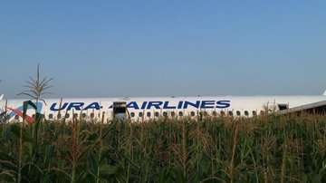 Airbus A321 lost both engines: Captain is a hero after