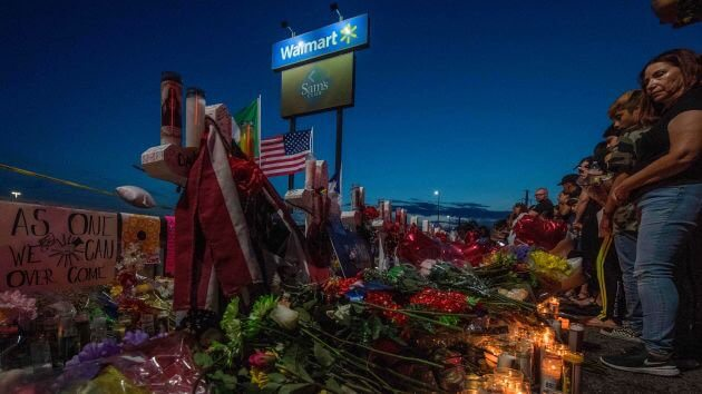 Walmart: We are still selling guns after mass killing in our El Paso Store