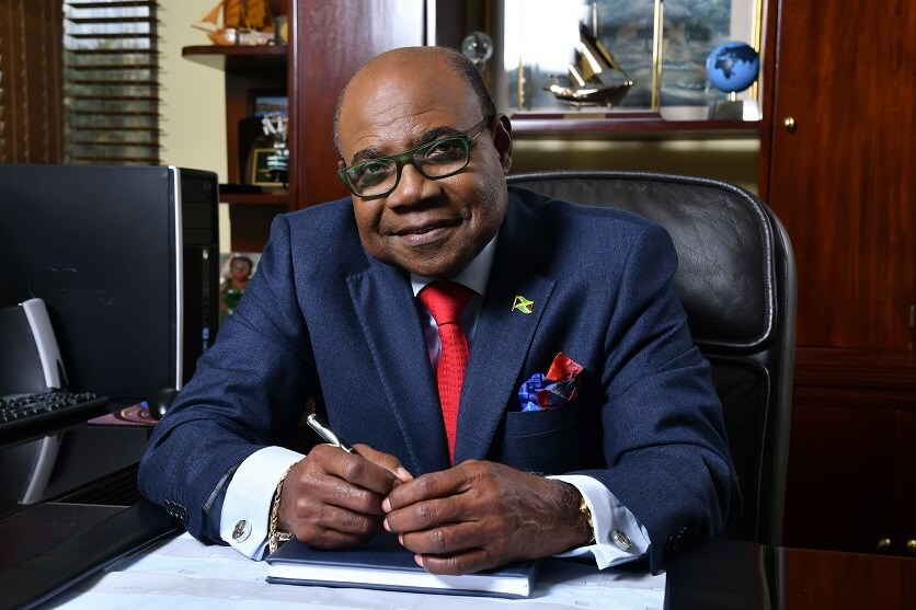 Jamaica's Tourism Minister Bartlett calls for global support for hurricane-impacted Bahamas