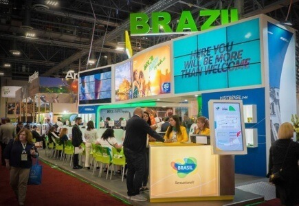 Embratur promotes Brazil's MICE segment at IMEX America
