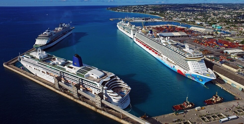 Barbados wins prestigious accolade in UK cruising