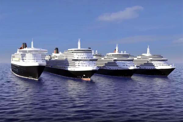 Cunard cruise line announces 2021 voyages