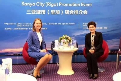 China's Sanya promotes itself as visa-free tourist destination in Latvia, Croatia and Hungary