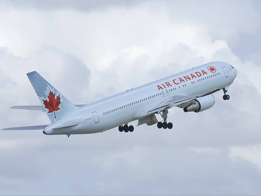 Air Canada launches year-round flights from Montreal to Bogotá, Colombia