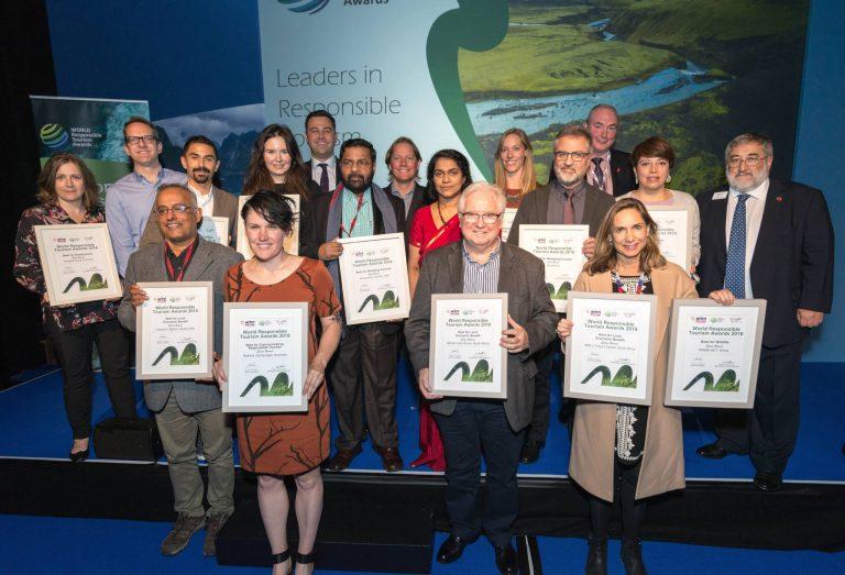 WTM World Responsible Tourism Awards announce finalists