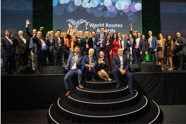 Best in the world: Budapest Airport takes top prize at World Routes 2019 Awards