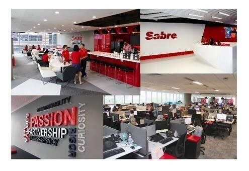 Sabre moves to new APAC headquarters in Singapore