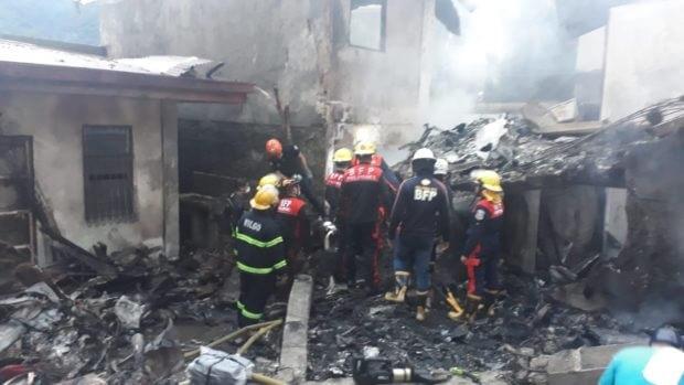 7 killed in Pansol airplane crash