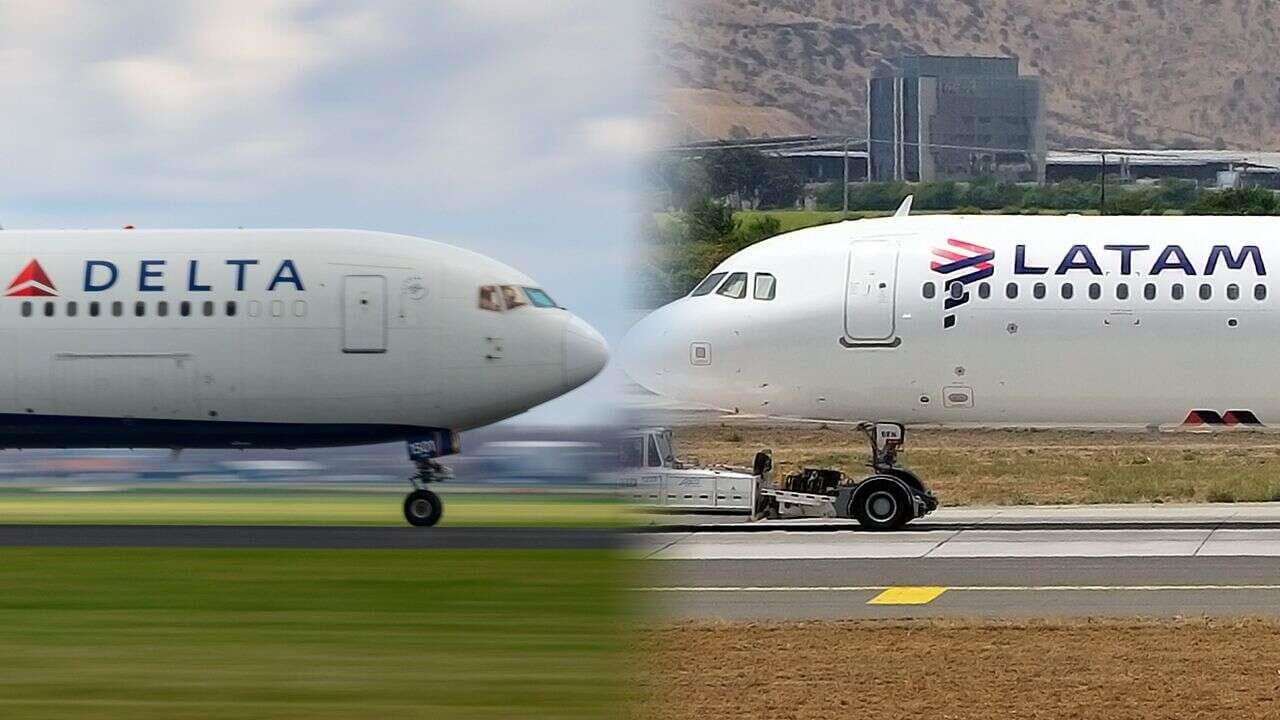 Delta and LATAM form the leading airline partnership in North and Latin America