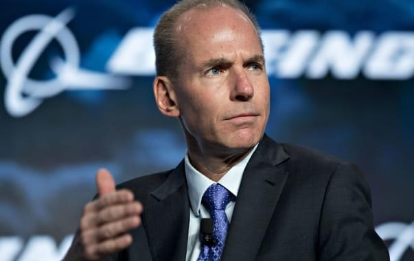 Reasons released why Boeing's CEO needs to be fired?