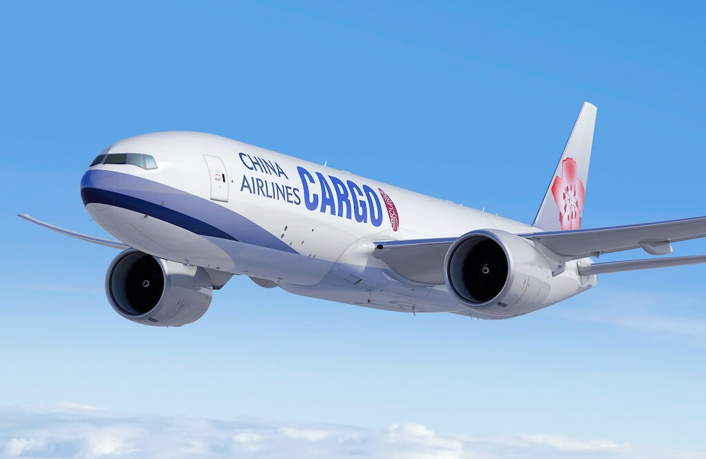 China Airlines finalizes order for six Boeing 777 Freighters