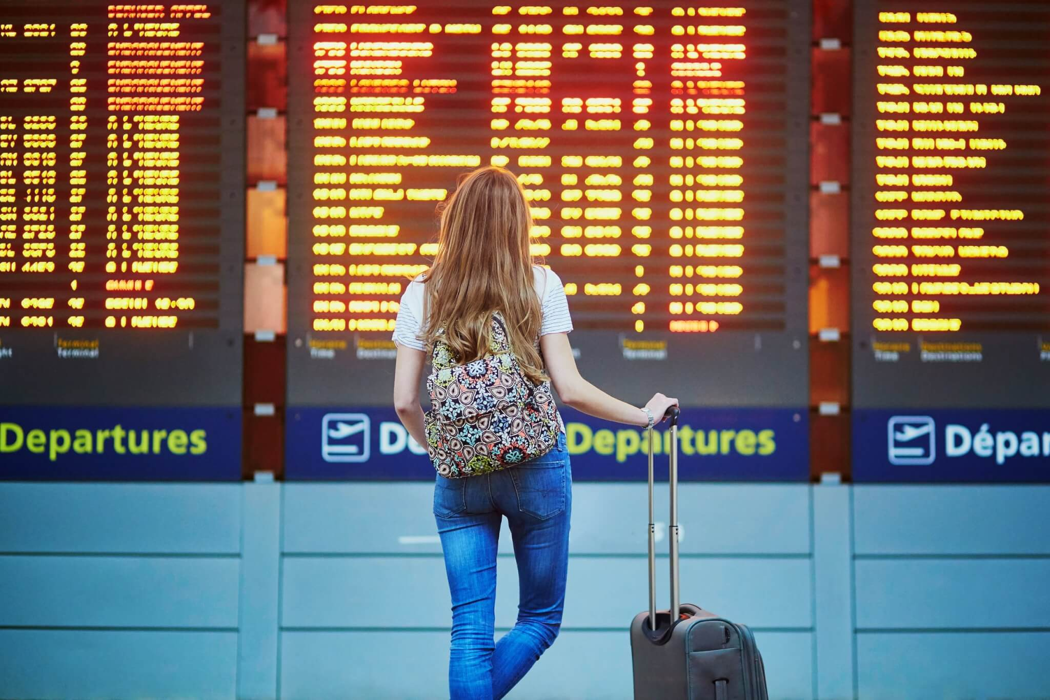 Most delayed airports of summer in UK, EU and US revealed