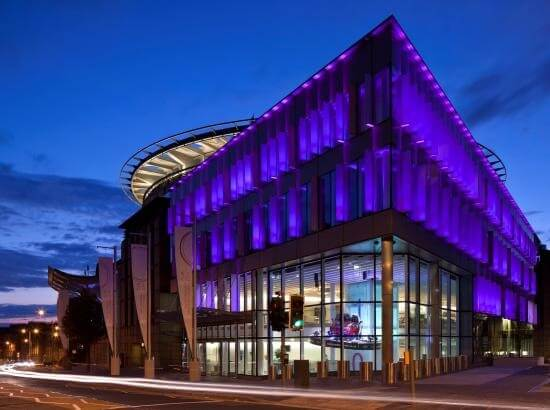 Edinburgh reinforces its status of fastest growing tech hub in Europe