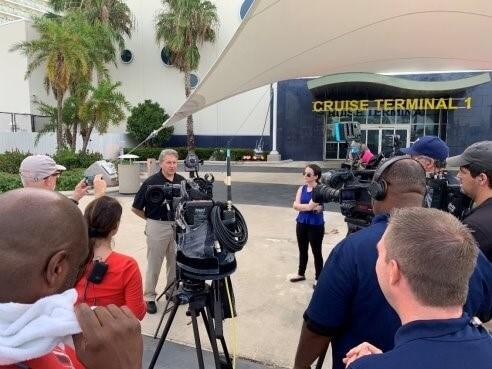 Port Canaveral resumes full operations post Hurricane Dorian
