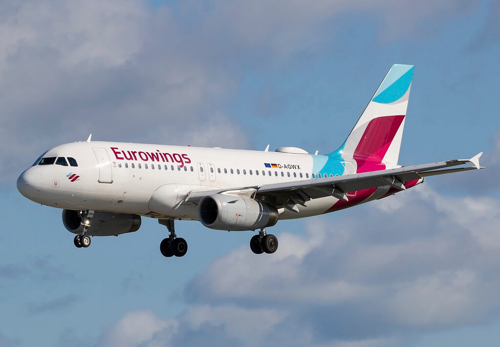 Six passengers, two crew members hospitalized after Eurowings flight battered by severe turbulence