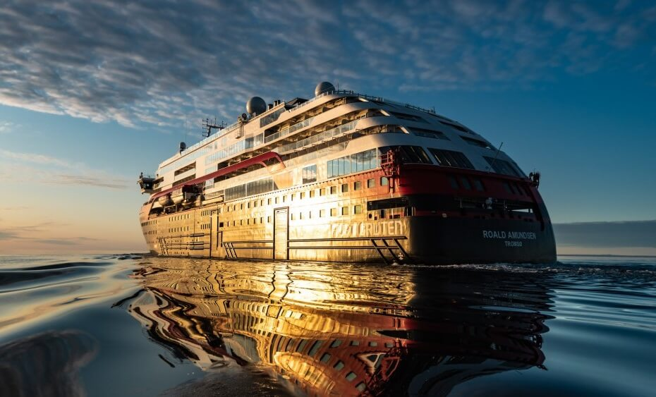 First hybrid powered cruise ship completes Northwest Passage crossing