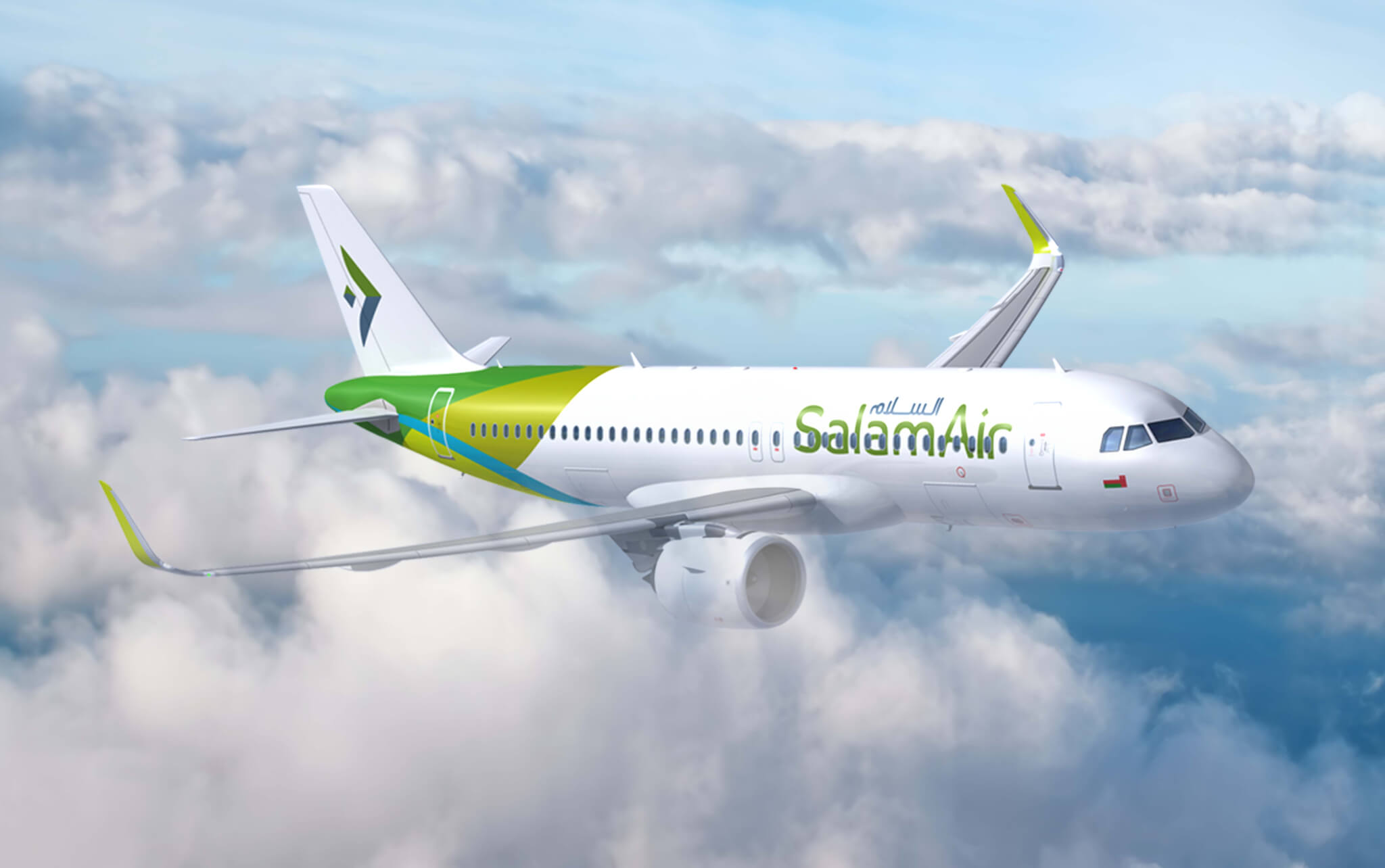 Salam Air new Abu Dhabi to Muscat route