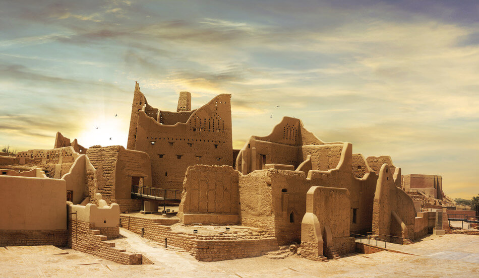 How Diriyah Gate in Saudi Arabia gets ready for tourists?