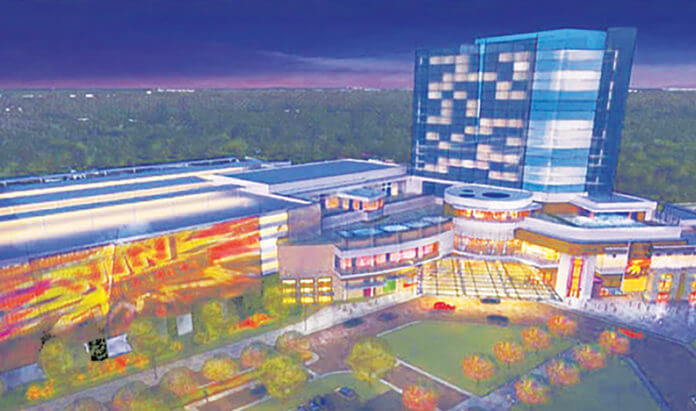 Hard Rock Casino statement: We had nothing to do with it